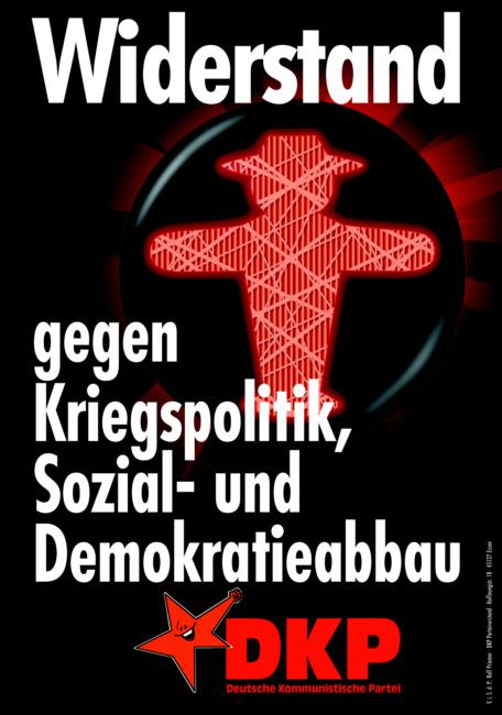 linksextremismus symbole